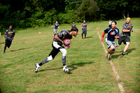 Greenfield Mens Touch Football League 8-30-2015