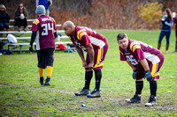 Greenfield Mens Touch Football League 11-15-2015
